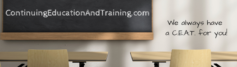 get CE and CLE continuing education and training classes