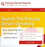 process server directory listing process server source